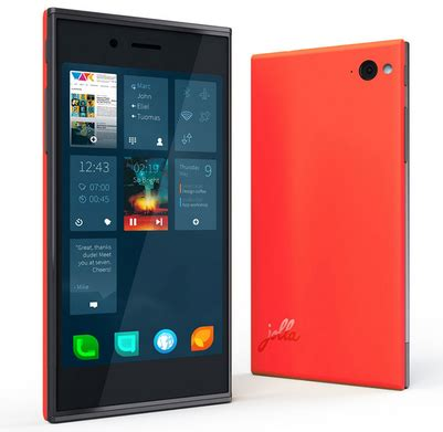 Jolla Phone with Sailfish OS Officially Launched in India