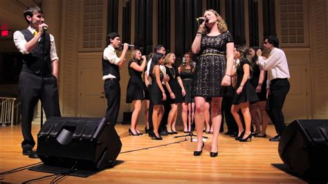 Team (Lorde) - Vital Signs A Cappella Spring '14 - YouTube