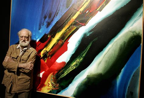 Paul Jenkins, Abstract Expressionist Painter, Dies at 88
