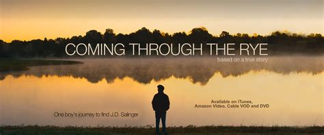 Coming Through The Rye Movie - Indie Film - Coming Through
