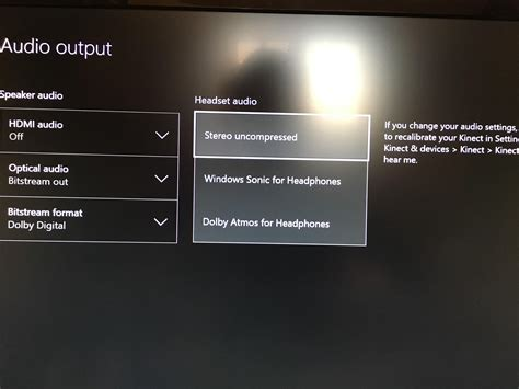 Best setting for Xbox One? (A40 TR) Windows Sonic seems to