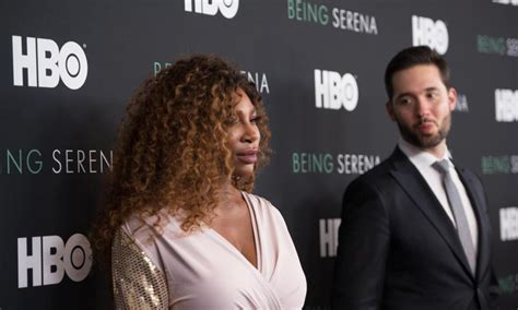 Here's how much Serena Williams and her husband are worth