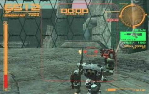 Armored Core 2: Another Age - PS2 - ArgusJeux