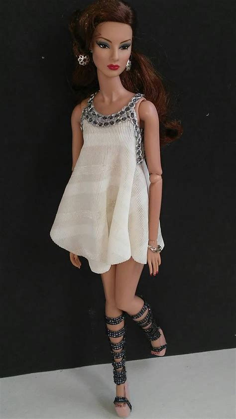 12 inch fashion doll outfit Barbie integrity toy's poppy