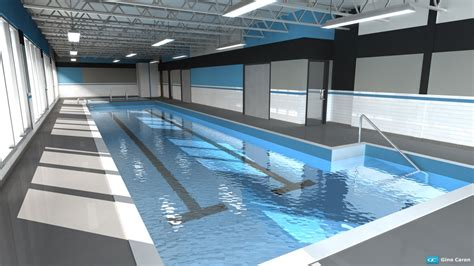 World Gym | Perspective 3D