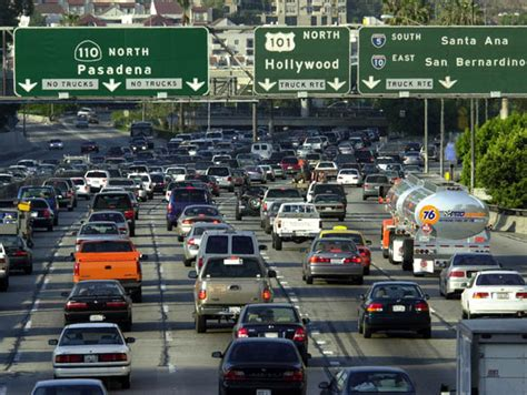 101 Freeway Reopens After Big Rig Fire « CBS Los Angeles