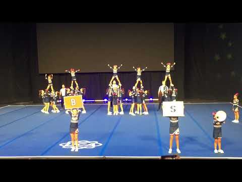 The Recognized World Governing Body of Cheerleading: World