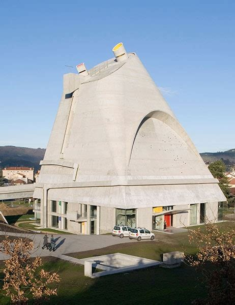 Le Corbusier's Most Significant Projects Photos