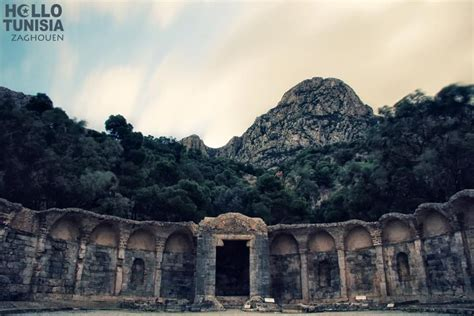 water temple - zaghouan | Pays afrique, Tunisie, Monuments