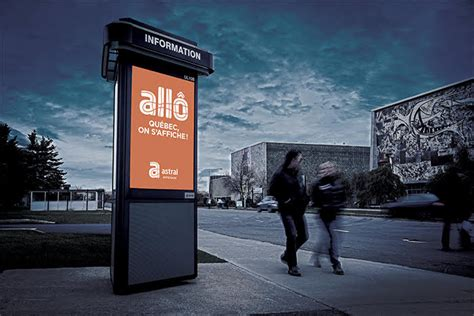 Astral s'affiche pour l'industrie - Infopresse