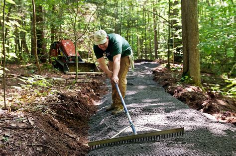 Longest Adirondack Accessible Trail Being Built in