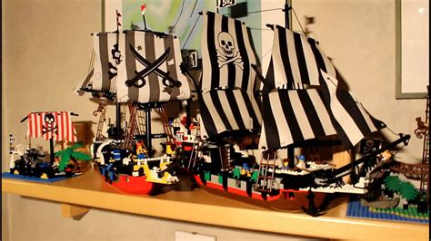Lego Classic Pirates Collection - YouTube