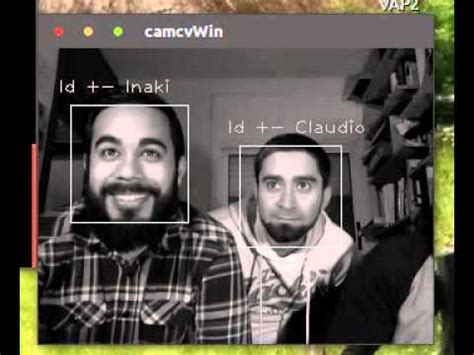 OpenCV && Raspberry PI Face Recognition - YouTube