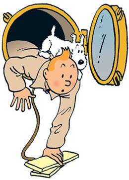 Essentials about Tintin and Hergé