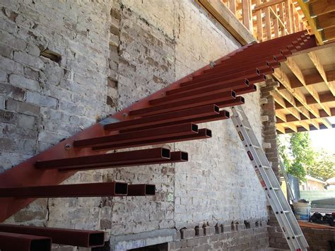 The Benefits of Steel Stairs - Steel Fabrication Services