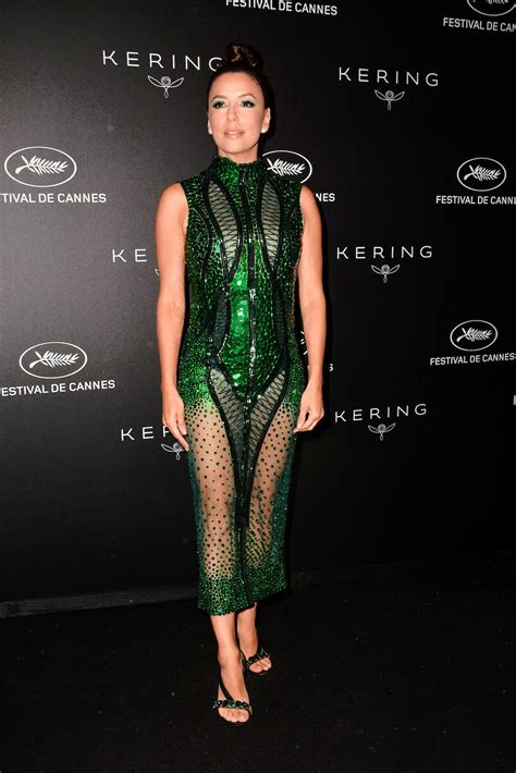Eva Longoria Goes Full Slytherin at Cannes - Go Fug Yourself
