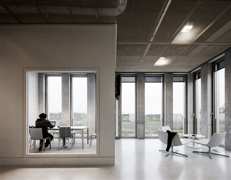 David Chipperfield Architects > HEC School of Management
