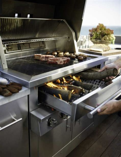 The Kalamazoo Hybrid Fire Grill: The Ultimate Grill