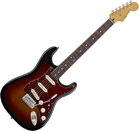 Achat Squier Classic Vibe Stratocaster '60s (RW) - 3-color