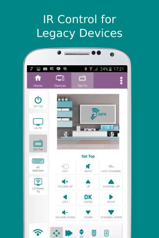 SURE Universal TV Remote - Android Apps on Google Play