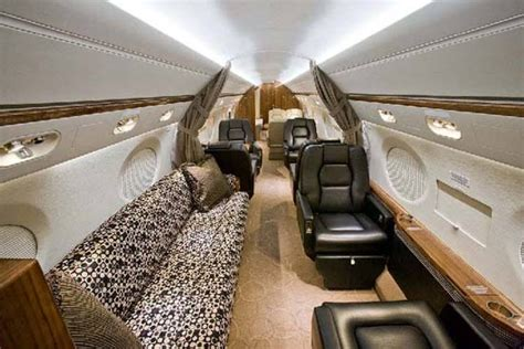 Gulfstream G550 Specifications, Cabin Dimensions, Speed