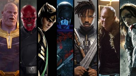 Every Major MCU Villain Ranked Worst To Best