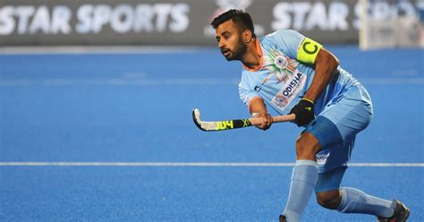 Focus is on converting chances: Indian hockey captain