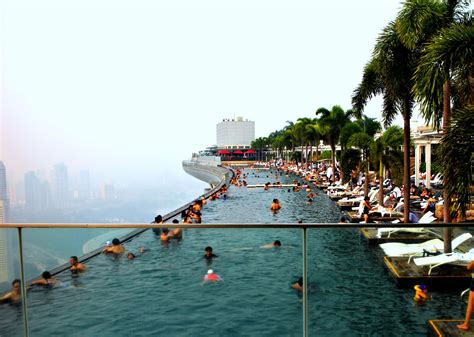 From Where You'd Rather Be: Marina Bay Sands, Singapore