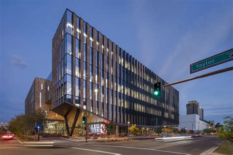 Beus Center for Law and Society   Architect Magazine