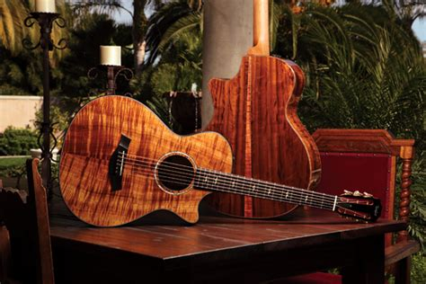 taylor-announces-exotic-spring-limited-editions- - Guitar