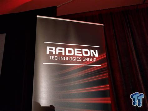 AMD Talks About its RTG Visual Technologies Roadmap for