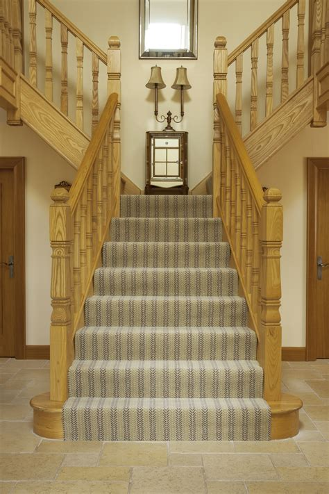 Ulster Carpets – Upstairs Downstairs
