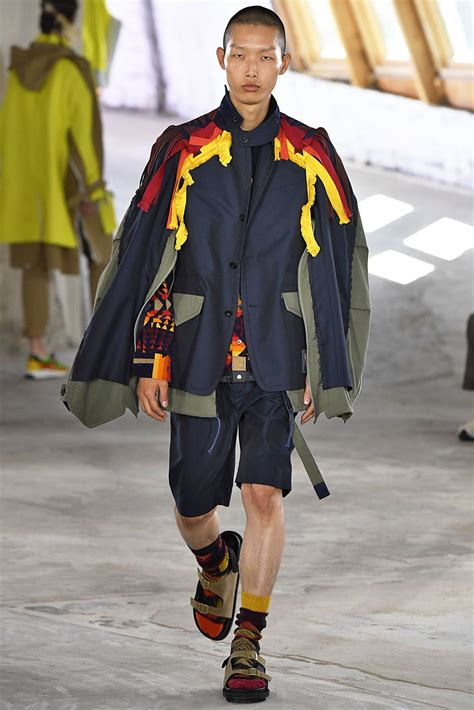 SACAI SPRING SUMMER 2019 COLLECTION | The Skinny Beep