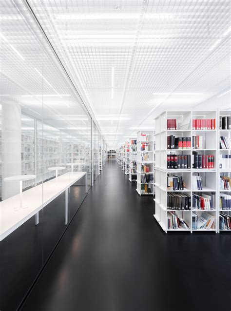 Gallery of University Library Cologne / ANDREAS SCHÜRING