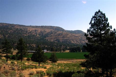 Susanville, CA : Just north of town