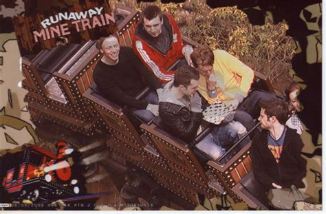 Jonathan Crook and friends play chess on various rides at