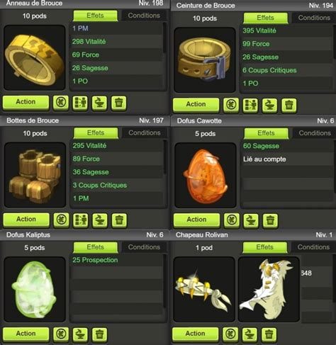 Buy Dofus Touch Account - Sell Dofus Touch Account - Cheap