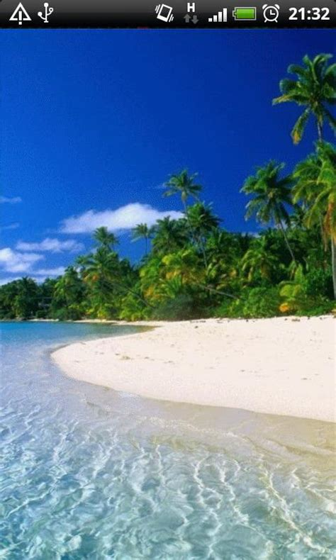Beach HD Live Wallpaper Free Android Live Wallpaper