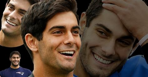 An Ode to Jimmy Garoppolo | Terrible Blog For Terrible People