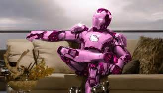 """The Avengers Get A """"Hello Kitty"""" Make Over! - 8 Pics"""
