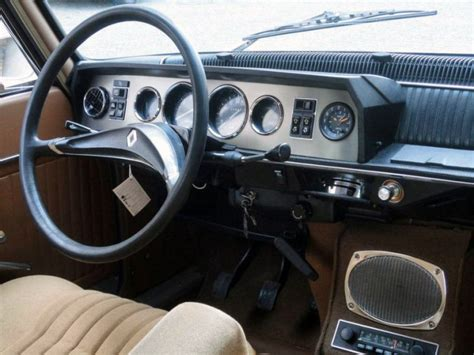 1975 Renault R-16 - Information and photos - MOMENTcar