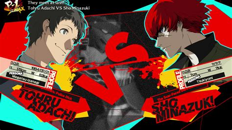 Persona 4 Arena: Ultimax - TFG Review / Art Gallery